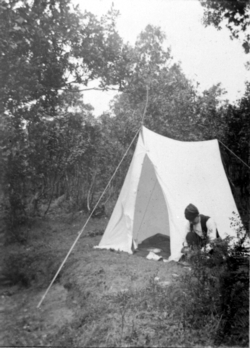 Camping InchCailloch 1900