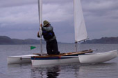 Furling the mainsail